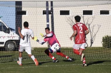 Huracán, que en el debut había igualado con la CAI, tan solo empató de local con Olimpia Juniors de Caleta.