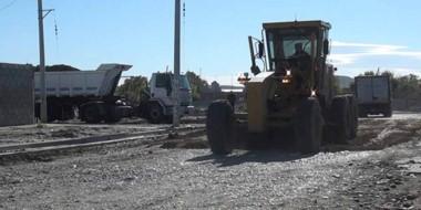 Las consecuencias del temporal siguen exigiendo un constante trabajo del personal municipal.