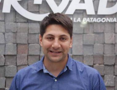 Sebastián López, titular de la UDAI Puerto Madryn de la ANSES.