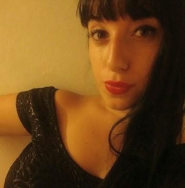Magdalena Bonavetti, de 25 años, relató el violento episodio en las redes.(Facebook)