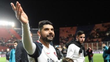 Nestor Ortigoza jugará en Rosario Central, firma contrato por un año y medio.