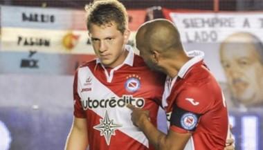Se viene una oferta por Esteban Rolón, sabiendo los parámetros de Argentinos.