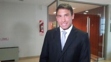 Alejandro Szuban,  mejor promedio de la provincia (foto @natiaferrari)