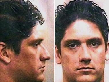 El violador serial Walter Brawton, quien se fugó cuando fue autorizado a visitar a su madre enferma. Estaba condenado a 38 años de cárcel y solo cumplió 4.