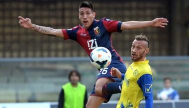Centurión vuelve a Genoa. Estuvo en la temporada 2013/2014.