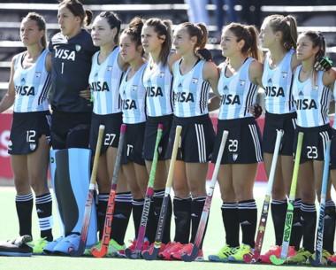 Julia (29) jugará el Panamericano con Las Leonas y luego se uniría al Seleccionado de Chubut para jugar el Nacional de Mayores.