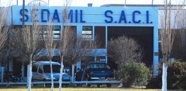 En Sedamil tan sólo quedan 360 trabajadores, luego del cierre de la hilandería en noviembre pasado.