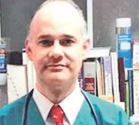 Osvaldo Campos, el veterinario que luego del ataque se suicidó.
