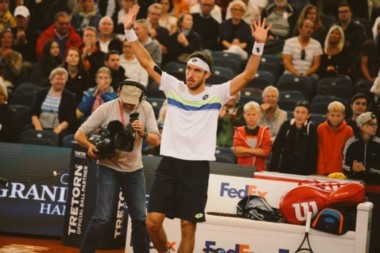 Leo Mayer se consagró campeón en Hamburgo por segunda vez en su carrera.