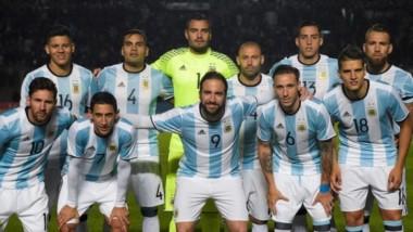 Argentina cayó en el ranking que confecciona la FIFA.