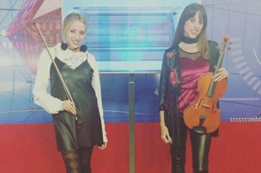 Gabriela y Cecilia Palma ofrecen un show con grandes clásicos del tango y además, composiciones  propias.