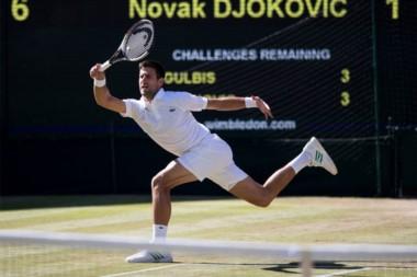 Novak Djokovic buscará los cuartos de final de Wimbledon ante Mannarino.