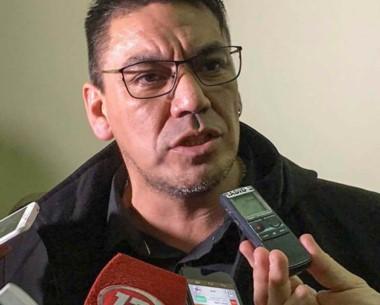 """""""Solo no se salva nadie"""", dijo Luis Collio."""