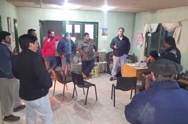 Desde el espacio de Héctor González impulsan un cambio en la matriz productiva de la provincia.