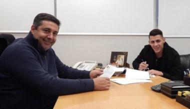 Pavón arregló su continuidad en Boca hasta el 2022.