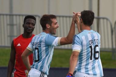 Los Leones volvieron a golear y ya se instalaron en la final de la Copa Panamericana.