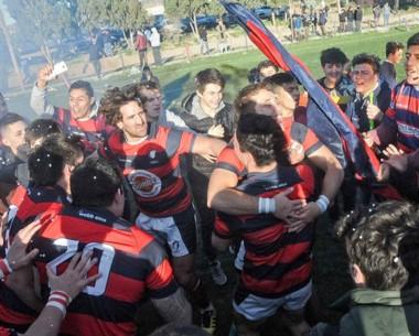 La fiesta del Lobo. En una emotiva final, Puerto Madryn RC derrotó a Bigornia y se consagró campeón del Oficial de la URVCH después de diez años.
