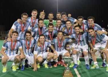 Los Leones son campeones olímpicos y ahora también panamericanos.