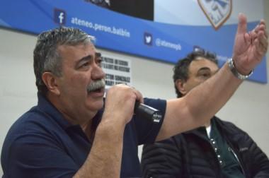 Definiciones. González advirtió que el peronismo sigue necesitando cohesión rumbo a las generales.