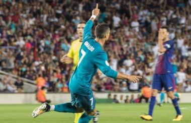 Real Madrid venció a Barcelona en la ida de la Supercopa española f5e12ef9a0644