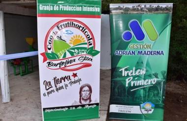 Desde la agencia de Desarrollo Productivo y Social del Muniicpio se impulsan distintos programas.