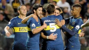 Boca terminó redondeando una cómoda victoria en el segundo tiempo.