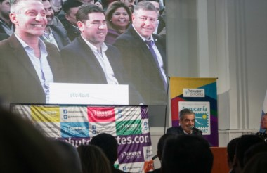 Das Neves escabezó el lanzamiento de los Juegos de la Araucanía que desembarcarán en Chubut por tercera vez.