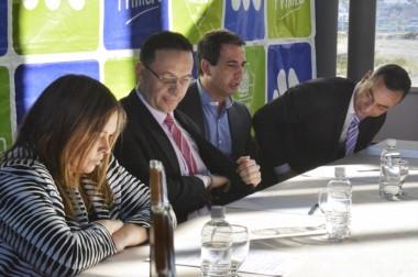 El loteo Belgrano es una obra prioritaria del municipio que beneficiará a unas 850 familias de la ciudad.
