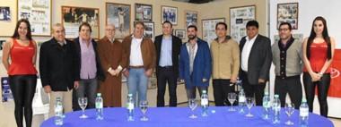 El municipio firmó un acta acuerdo para la reserva de tierras con el club.
