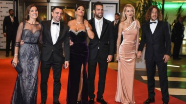 ¿Superagarrados? Las megafiguras del fútbol mundial que asistieron al casamiento de Lio Messi, solo donaron entre todos ellos 200 mil pesos para caridad.