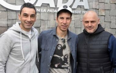 Limia, Esmerado y Coldeira, los integrantes de un cuerpo técnico que puso a Guillermo Brown entre los mejores del torneo de la B Nacional, peleando al ascenso hasta la última fecha.