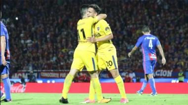 Boca ganó todos los amistosos que jugó, el último a Cerro Porteño.