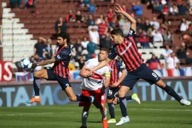 San Lorenzo viene de ser eliminado por Deportivo Morón en Copa Argentina.