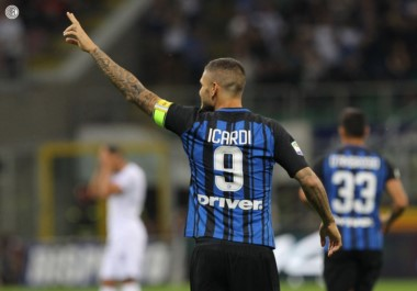 Inmejorable debut del Inter en la Serie A: el Neroazzurro goleó 3-0 a Fiorentina. Icardi estuvo en gran nivel.