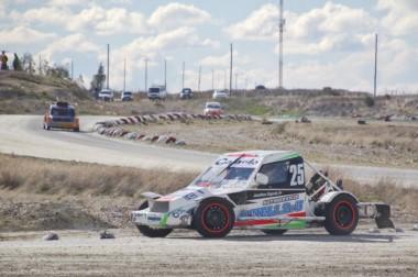 """El Safari Pista disputó ayer la cuarta fecha del campeonato en el circuito """"Jorge Meisen"""" de Puerto Madryn."""