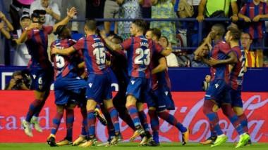 Levante derrotó a Villarreal en el debut de la Liga Española.
