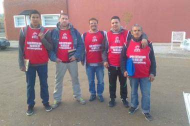 Los miembros de REMAR Argentina que estarán durante agosto y septiembre visitando hogares de la zona.