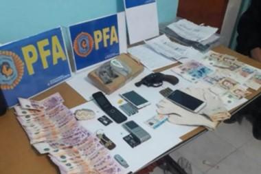 La droga secuestrada era traída vía terrestre desde Buenos Aires hacia la ciudad del Golfo para su venta.