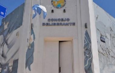 Importante. El concejal González explicó la importancia de lo votado.