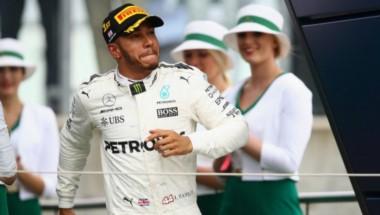 Lewis Hamilton gana la pole en Bélgica y alcanzó el récord histórico de Michael Schumacher en la Fórmula 1.