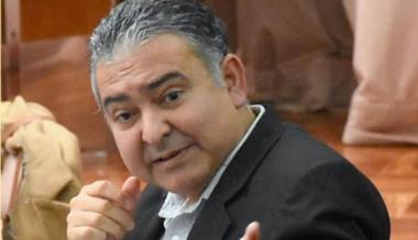 Pagliaroni recordó su proyecto de Declaración del 11 de mayo.