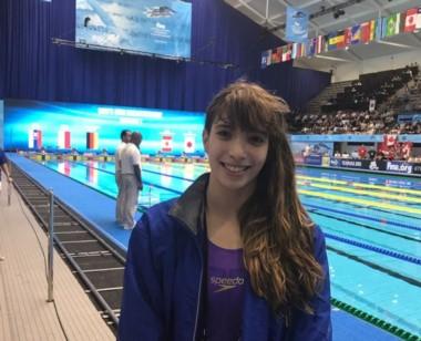 Julieta Lema cumplió una enorme tarea en el Mundial Junior.