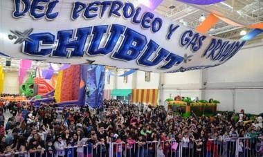 El multitudinario festejo se realizó durante dos jornadas y contó con la participación de cientos de niños.