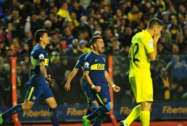 Pavón le dio la victoria a Boca ante Villarreal en el último amistoso.