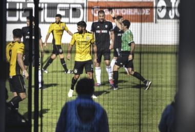 La prensa acreditada no pudo ingresar a cubrir los últimos cinco minutos de la definición del segundo ascenso a la Primera B Nacional.