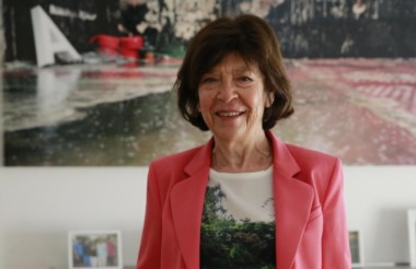 La doctora argentina Silvia Gold, presidenta de la Fundación Mundo Sano. (foto EFE/Archivo)