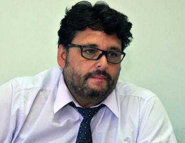 Marcelo Gélvez, juez de Faltas de Trelew.
