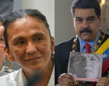 Maduro dialogó al aire desde Caracas con la líder de la Organización Tupac Amaru, Milagro Sala, detenida en Jujuy.