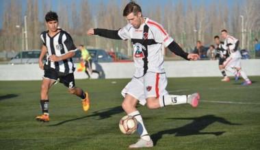 Gaiman FC, clasificado a cuartos de final el último fin de semana.