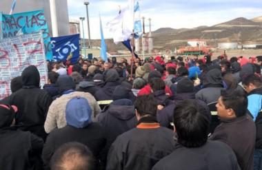 Trabajadores avalaron las gestiones del sindicato.